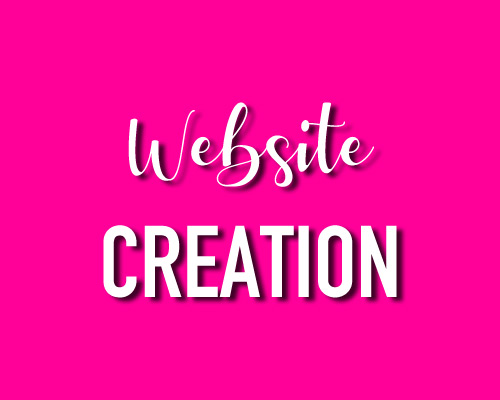 website design and creation